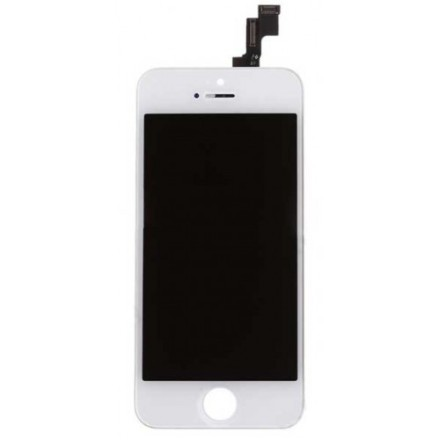 iPhone 5s LCD Screen Assembly (Premium Quality) (WHITE)